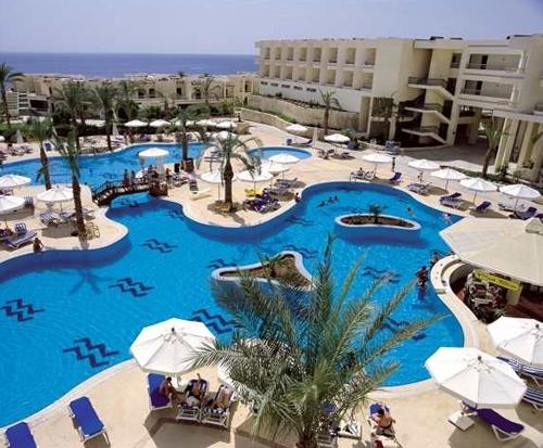 Hilton Sharks Bay **** Sharm El Sheikh Hotels - Red Sea Egypt