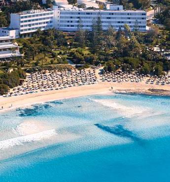 Nissi Beach **** Ayia Napa Cyprus