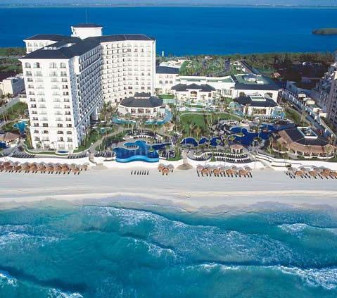 JW Marriott Cancun Resort and Spa ***** Cancun