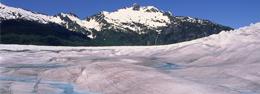 Trekking sobre glaciares