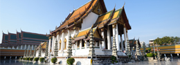 Palacios increíbles en Bangkok