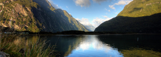 Milford Sound: fiordos en Nueva Zelanda