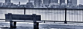 Boston congelada