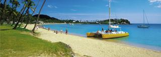 Playas en Antigua