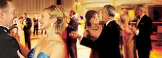 Noches formales en el Queen´s Room