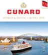 Cunard: Viajes Mundiales & Exóticos 2015