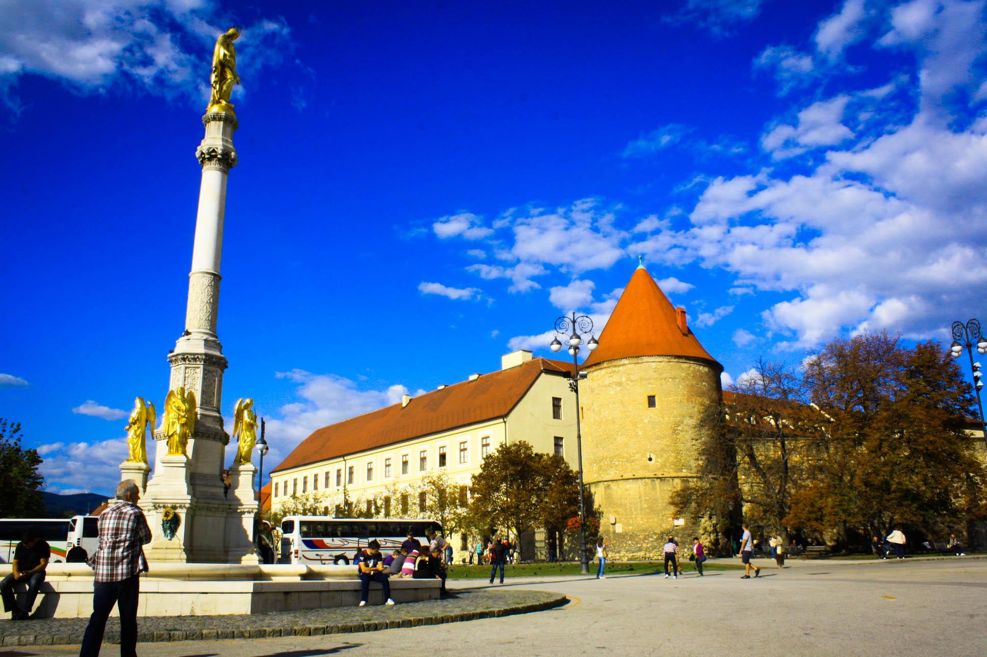 Central Croatia