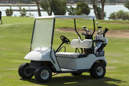 Golf in Tunisia