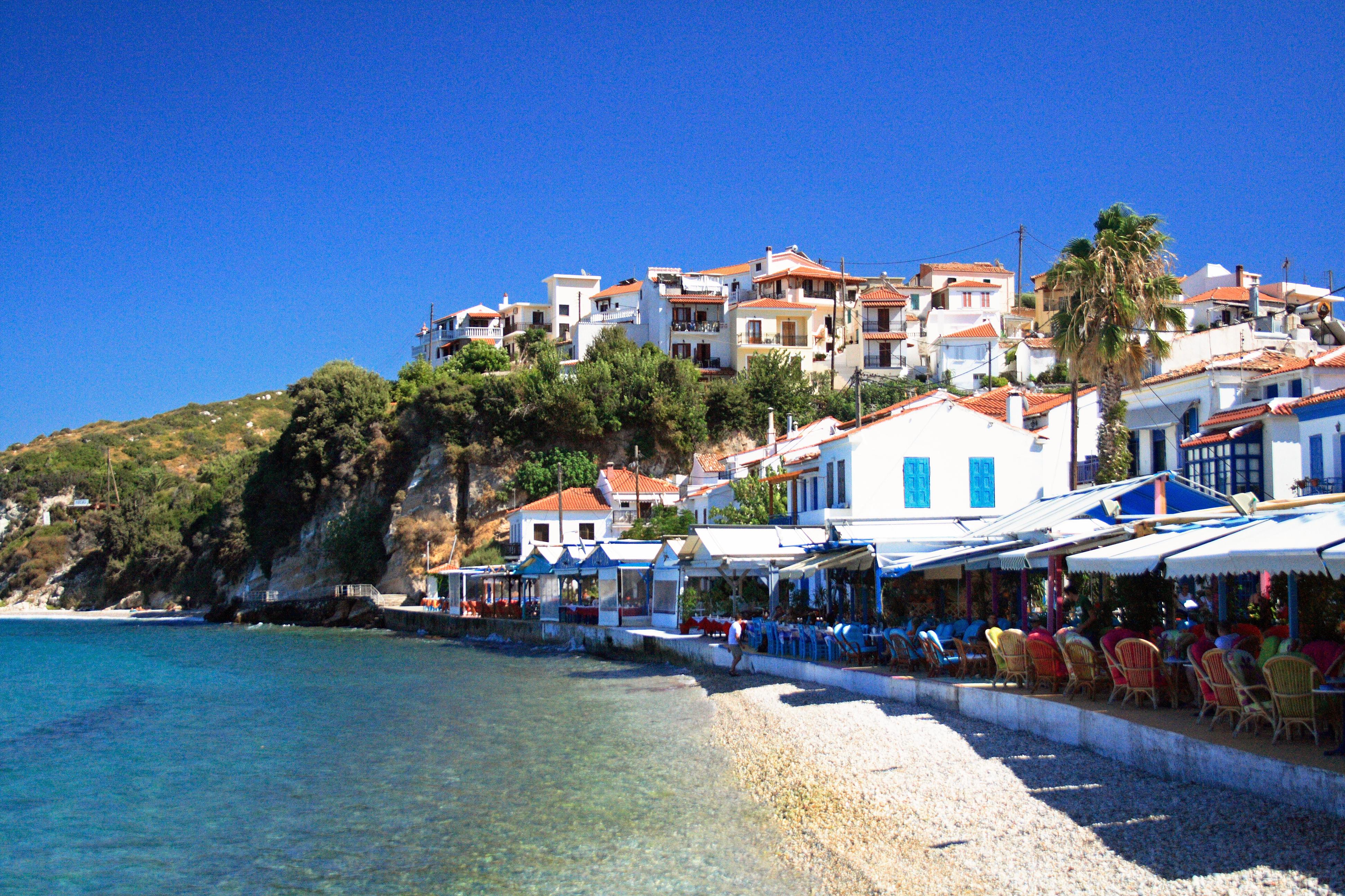 Holidays to Samos