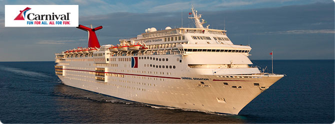 Carnival Cruises with the Carnival Sensation