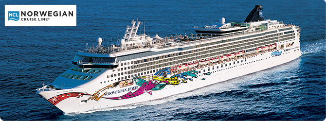 Norwegian Cruise Line Jewel Class