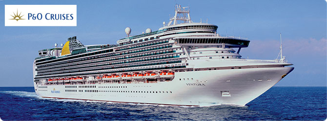 Explore P Amp O Ventura Cruise Deals