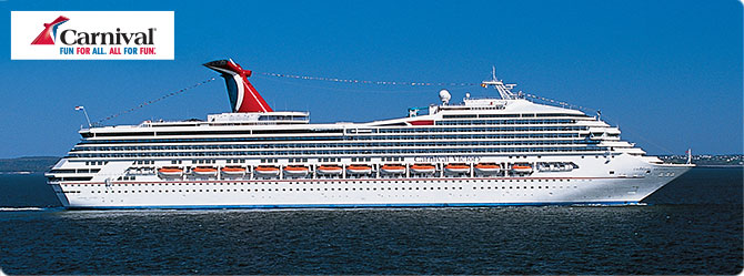 Carnival Cruises with Carnival Victory
