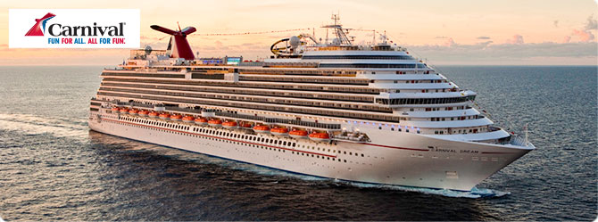 Carnival Cruises with the Carnival Dream