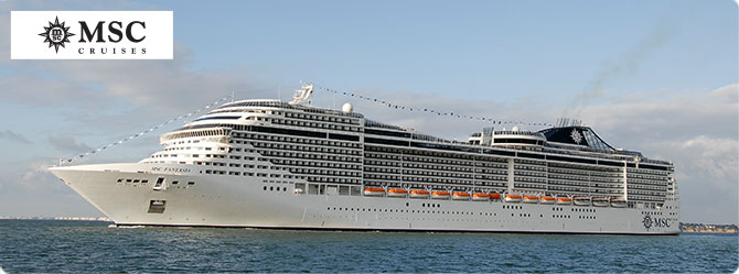 MSC Fantasia Cruises