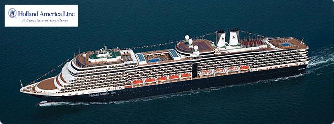 Holland America Cruise Line Nieuw Amsterdam