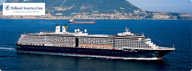 Holland America Cruise Line Vista Class