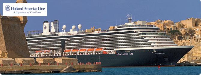 Holland America Cruise Line MS Westerdam