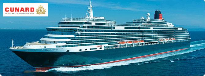 Cunard Cruises Queen Victoria