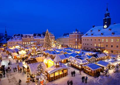 Christmas Markets »