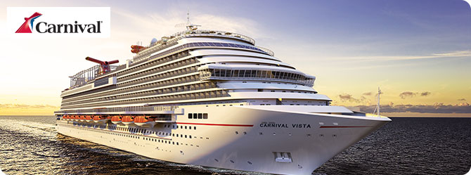 Carnival Cruises with the Carnival Vista