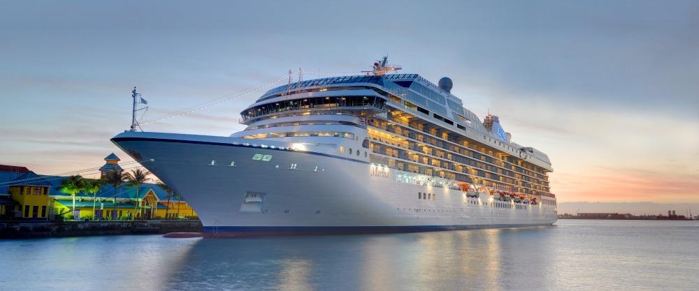 Oceania Cruises   Bolsover Cruise Club