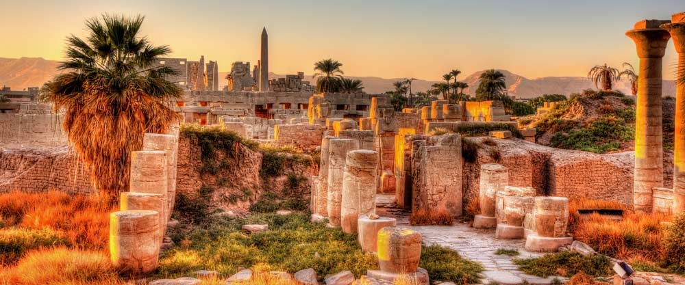 most visited places in egypt