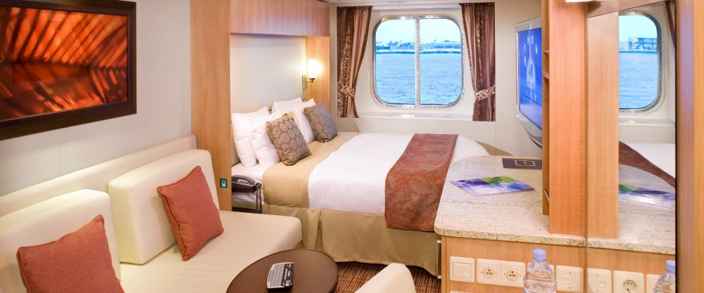 Outside Ocean View Stateroom