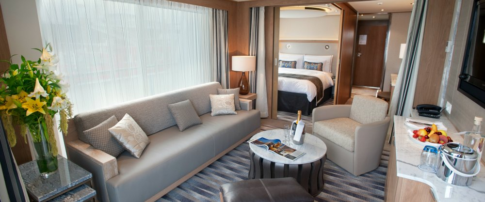 River Cruise Accommodation