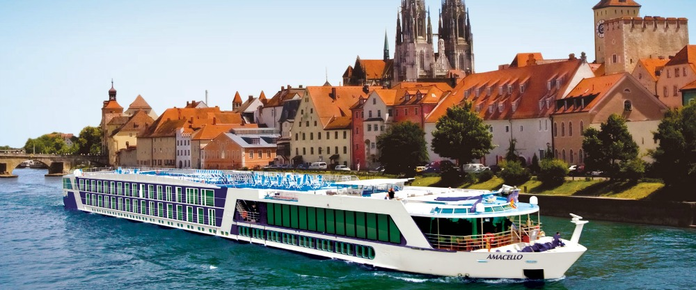 What's included on your river cruise
