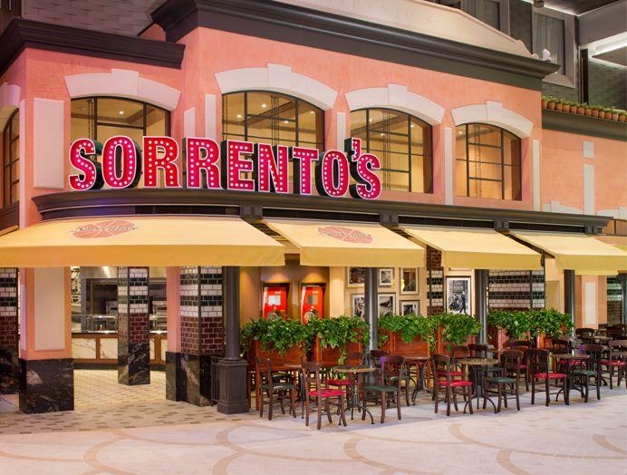 Royal Caribbean: Sorrento's