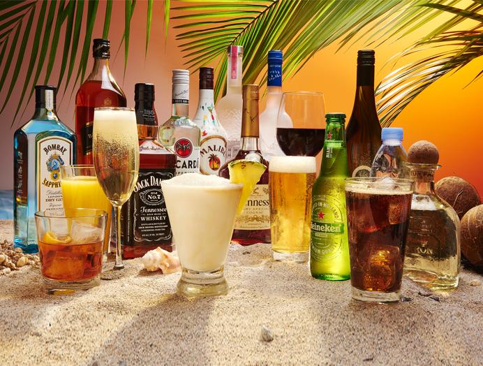 Royal Caribbean: Paquete de Bebidas