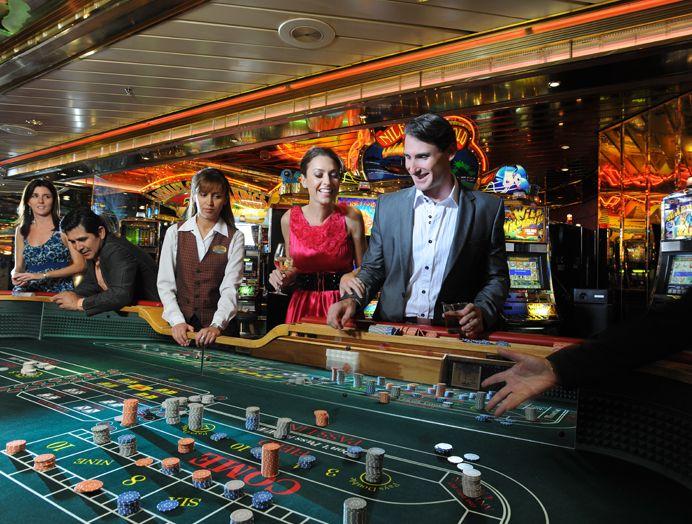 Cruceros Royal Caribbean, Casino