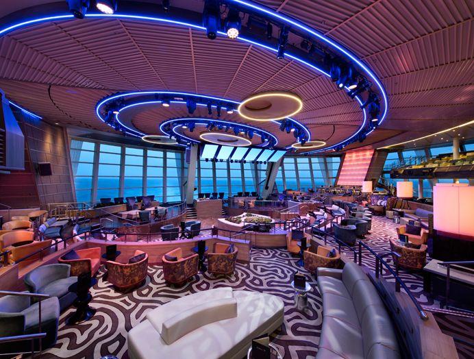 Royal Caribbean Bar y Salón