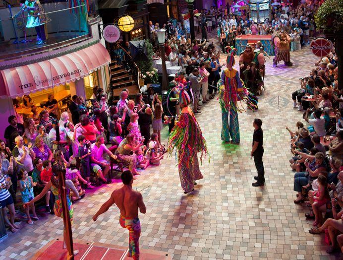 Royal Caribbean: Carnaval