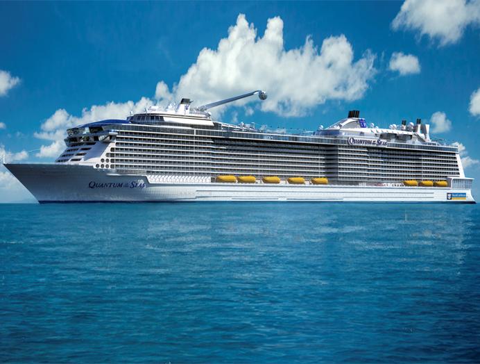 Royal Caribbean: Clase Quantum