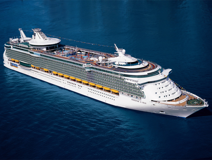 Royal Caribbean: Clase Freedom