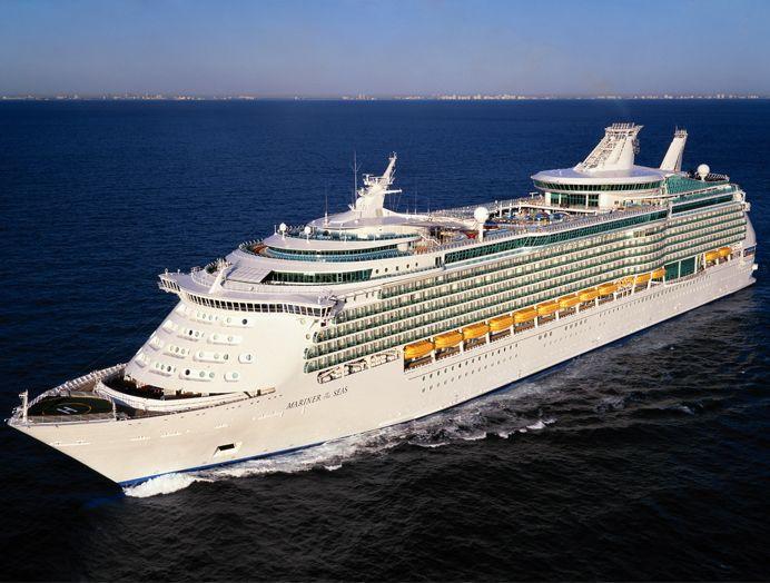Royal Caribbean: Clase Voyager