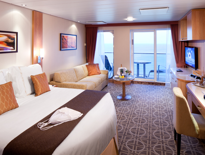Celebrity Cruises Aqua Class