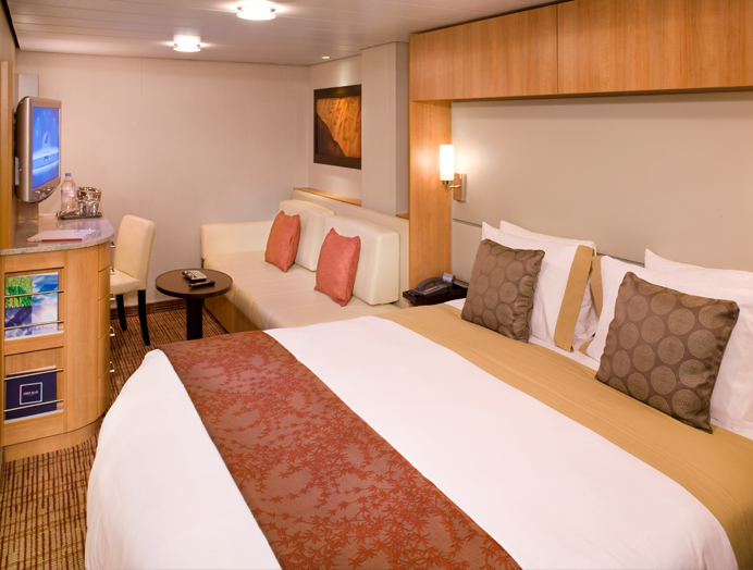Celebrity Cruises Cabina Interna