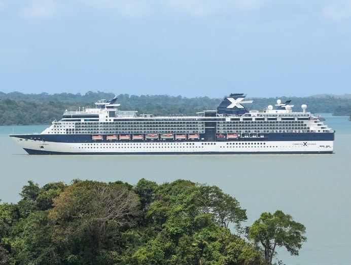Celebrity Cruises: Clase Millennium