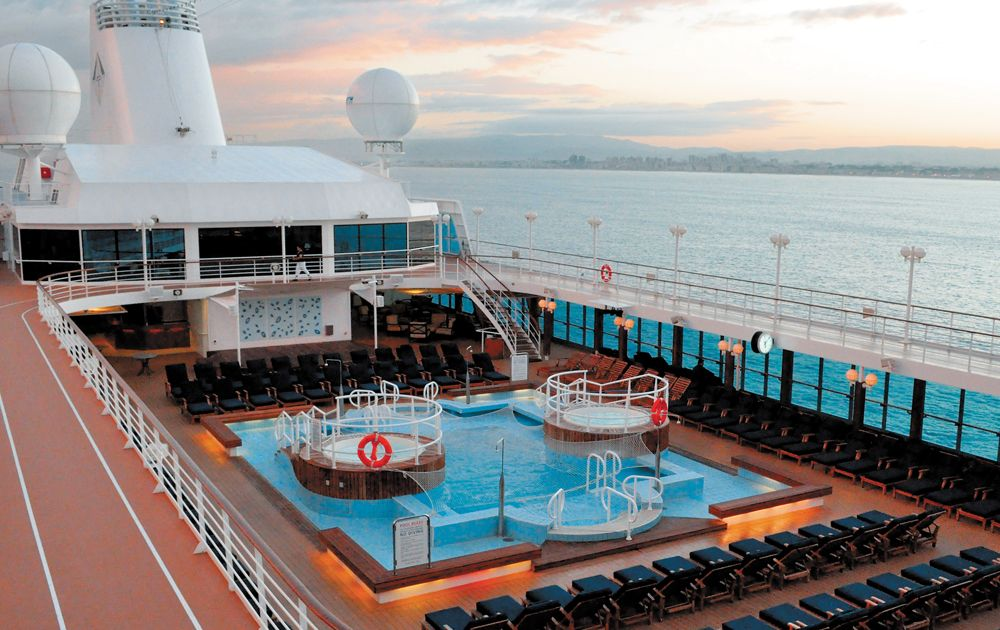 Casino en Azamara Club Cruises
