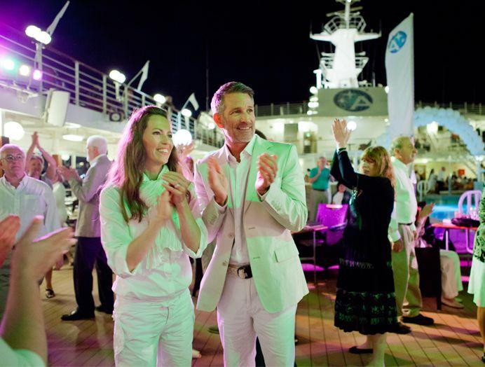 Fiestas en Azamara Club Cruises