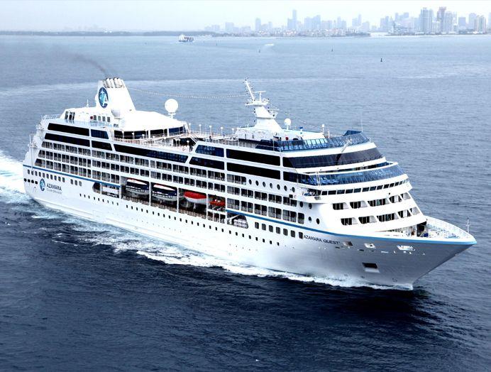 Barco Azamara Quest