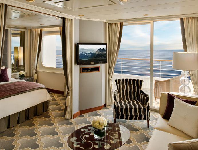 Penthouse Suite con Verandah