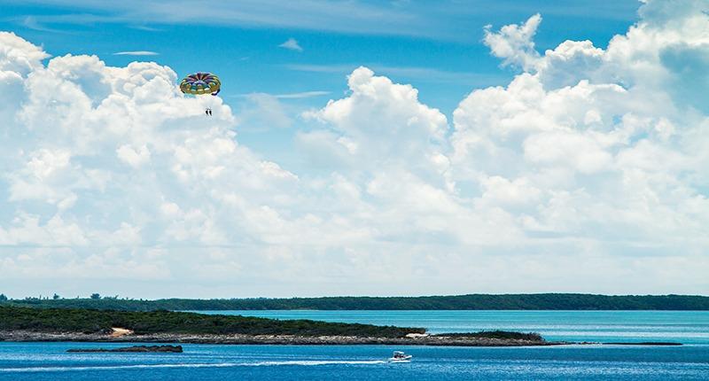 Cruceros por Cococay, Bahamas