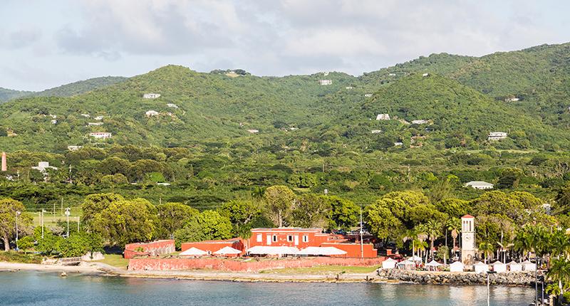 Cruceros por St. Croix