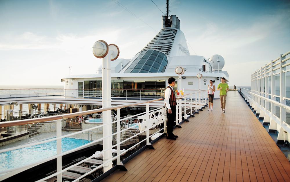 Experiencia a bordo de Silversea