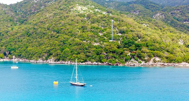 Cruceros por Labadee, Haití