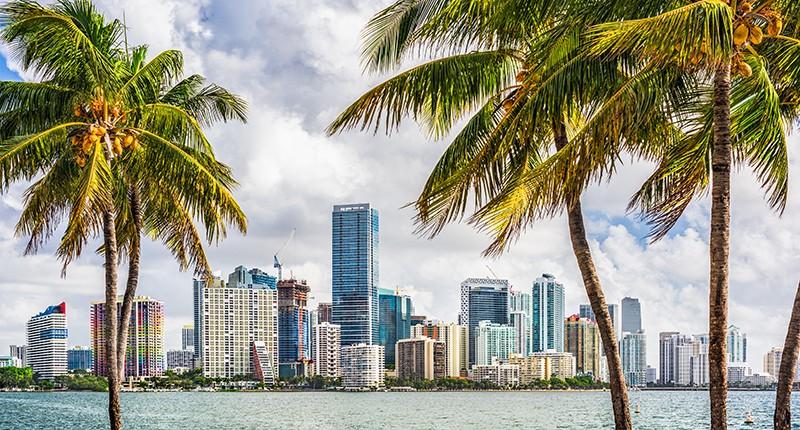 Cruceros desde Miami, Florida